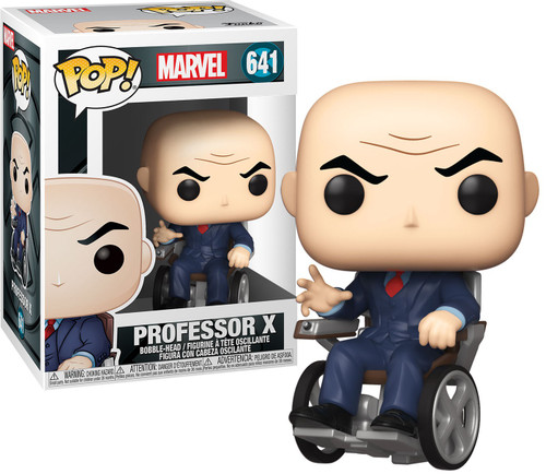 Funko X-Men 20th POP! Marvel Professor X Vinyl Figure