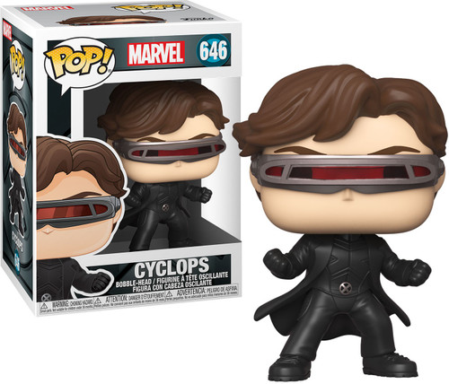 Funko X-Men 20th POP! Marvel Cyclops Vinyl Figure