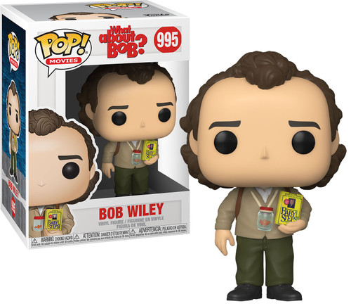 Funko What About Bob POP! Movies Bob with Gil Vinyl Figure #995