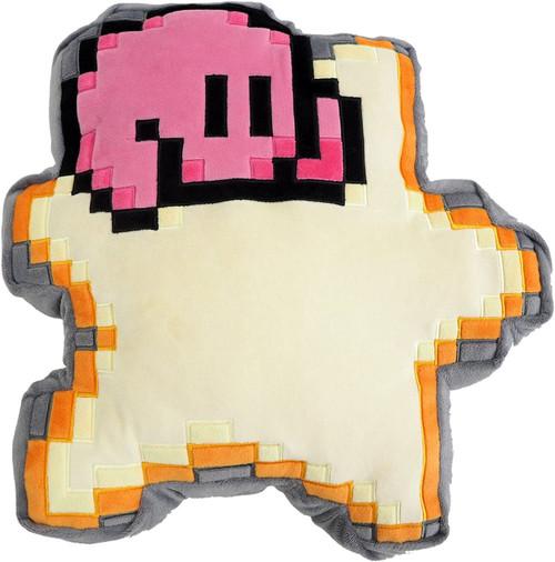 Kirby's Adventure Kirby 8 Bit Cushion [Star]
