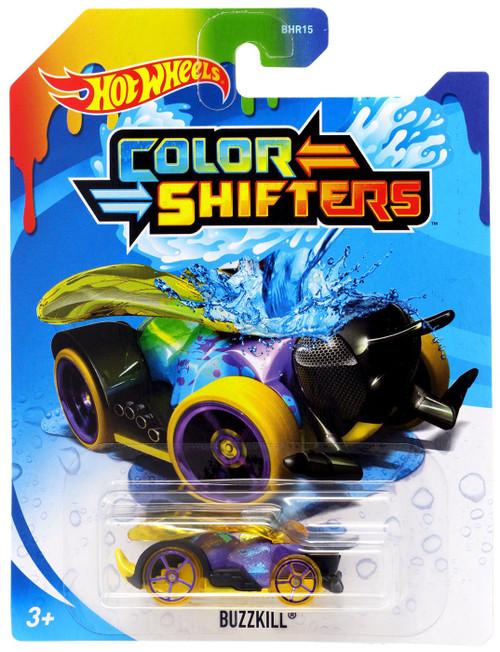 Hot Wheels Color Shifters Buzzkill Diecast Car