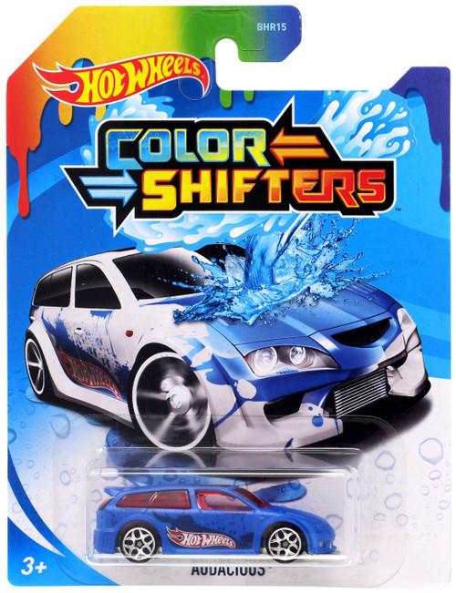 Hot Wheels Color Shifters Audacious Diecast Car