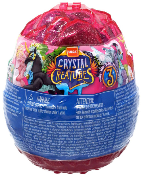 Crystal Creatures Series 3 Slime Egg Mystery Pack