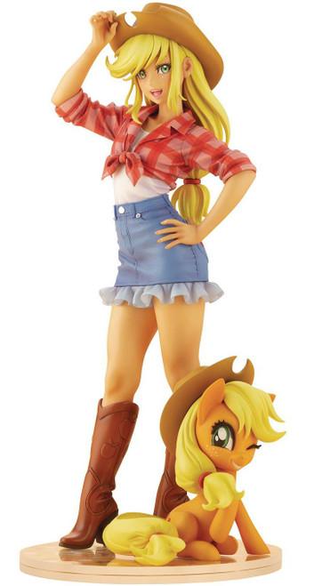 My Little Pony Friendship is Magic Bishoujo Applejack Statue