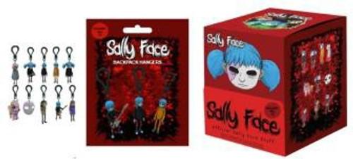Backpack Hangers Sally Face Mystery Pack [1 RANDOM Figure!] (Pre-Order ships January)