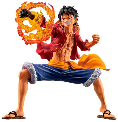 One Piece Ichiban Luffy 5.5-Inch Collectible PVC Figure [Treasure Cruise]