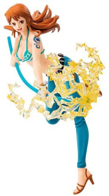 One Piece Ichiban Nami 7-Inch Collectible PVC Figure [Treasure Cruise]