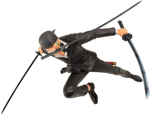 One Piece Ichiban Zoro 7.8-Inch Collectible PVC Figure [Treasure Cruise] (Pre-Order ships November)