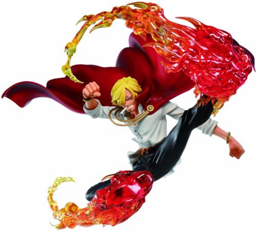 One Piece Ichiban Sanji 7.8-Inch Collectible PVC Figure [Treasure Cruise]
