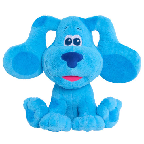 Blue's Clues & You! Big Hugs Blue 16-Inch Plush