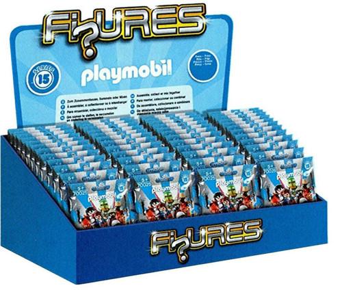Playmobil Figures Series 15 Blue Mystery Box [48 Packs]
