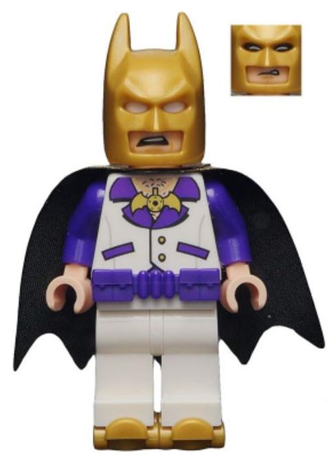 DC LEGO Batman Movie Roller Disco Batman Minifigure [Loose]