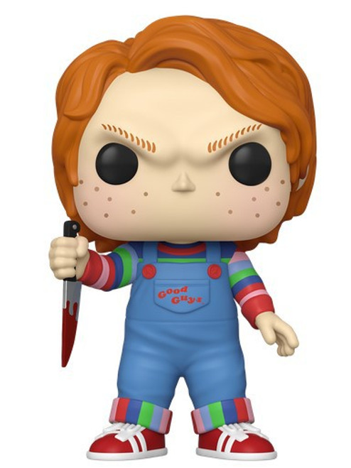 Funko Child's Play 2 POP! Movies Chucky 10-Inch Vinyl Figure [Super-Sized]