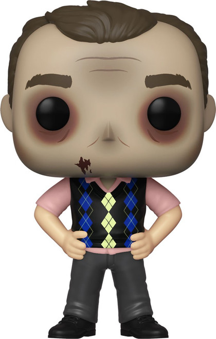 Funko Zombieland POP! Movies Bill Murray Vinyl Figure [Short Hair, Chase Version]