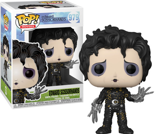 Funko POP! Movies Edward Scissorhands Vinyl Figure