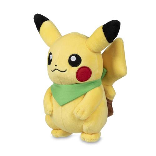 Pokemon Mystery Dungeon Pikachu Exclusive 8-Inch Plush