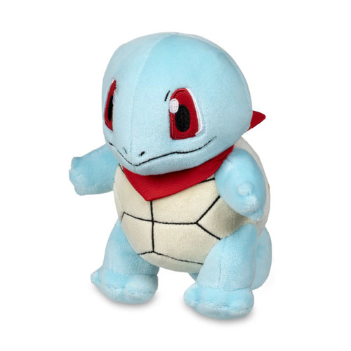 Pokemon Mystery Dungeon Squirtle Exclusive 6.75-Inch Plush