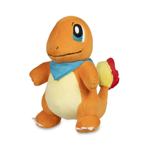 Pokemon Mystery Dungeon Charmander Exclusive 8.75-Inch Plush (Pre-Order ships January)