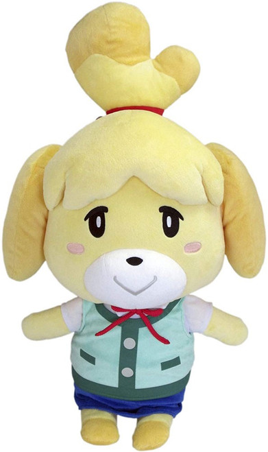 Animal Crossing Isabelle 16-Inch Plush