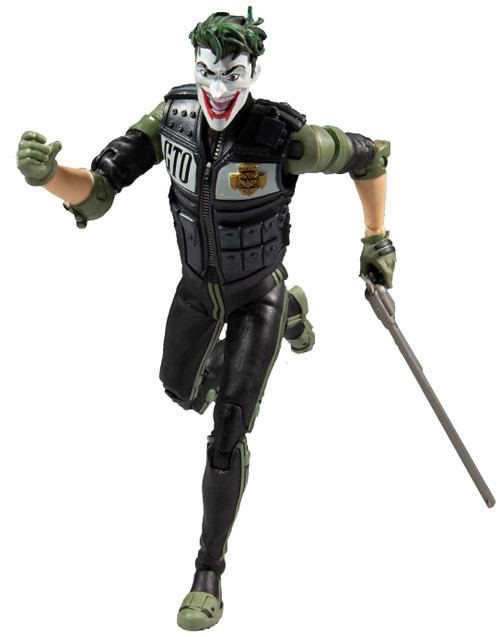 McFarlane Toys DC Multiverse Joker Action Figure [Curse of the White Knight]