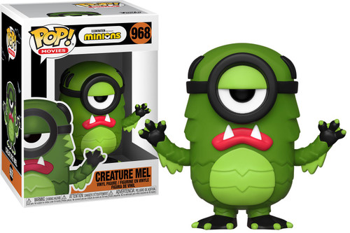 Funko Minions Halloween POP! Movies Creature Mel Vinyl Figure