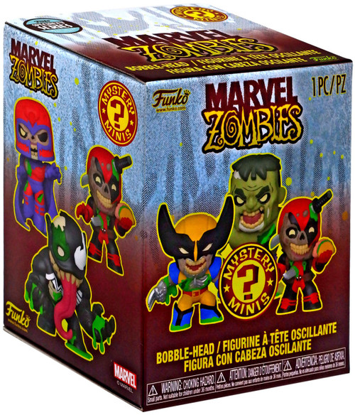 Funko Mystery Minis Marvel Zombies Exclusive Mystery Pack [1 RANDOM Figure]