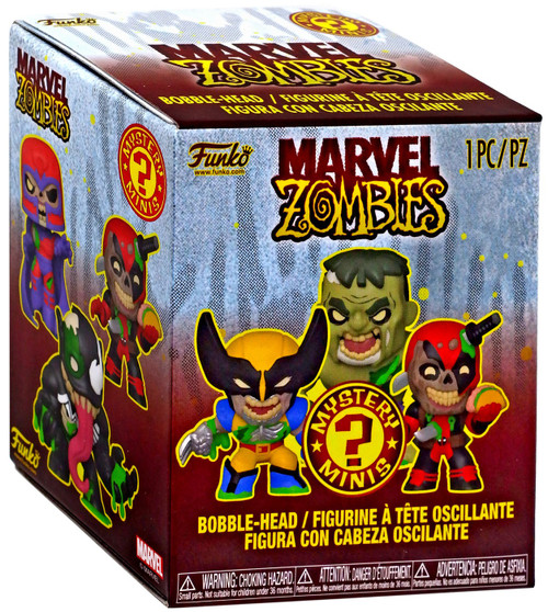 Funko Mystery Minis Marvel Zombies Mystery Pack [1 RANDOM Figure]