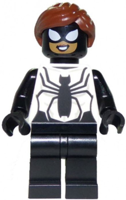 LEGO Marvel Super Heroes Spider-Man Spider-Girl Minifigure [Loose]