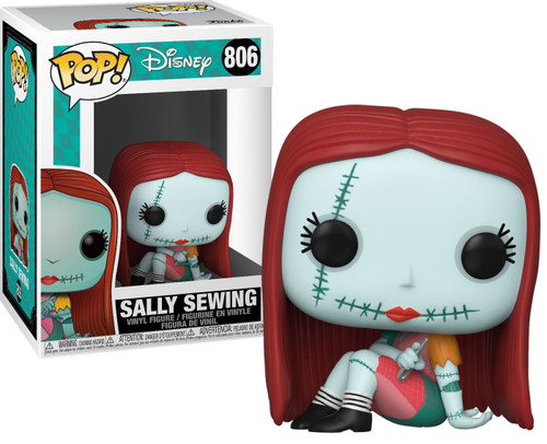 Funko Nightmare Before Christmas POP! Disney Sally Sewing Vinyl Figure