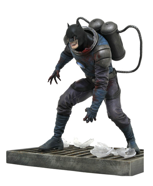 DC Gallery Batman 10-Inch PVC Statue [DCeased] (Pre-Order ships November)