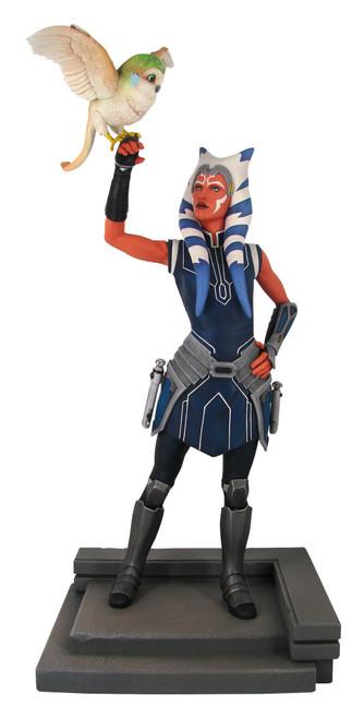 Star Wars The Clone Wars Ahsoka Tano 12-Inch Premier Statue (Pre-Order ships July)