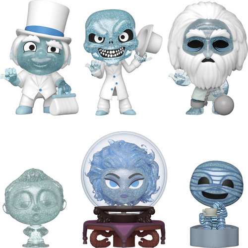 Funko Disney Mystery Minis Haunted Mansion Mystery Pack [1 RANDOM Figure] (Pre-Order ships August)