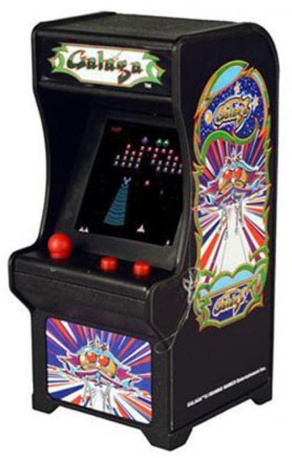 Tiny Arcade Galaga 4-Inch Micro Video Game Cabinet