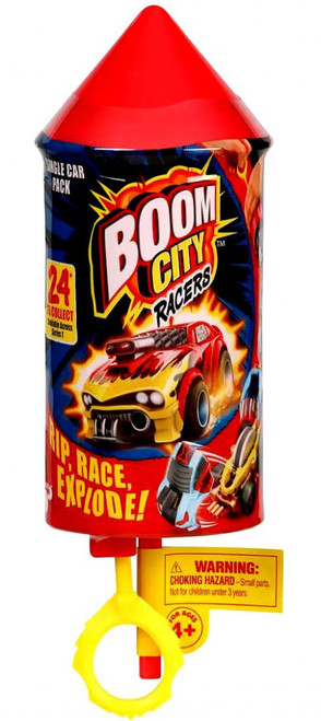 Boom City Racers Series 1 Car Mystery Pack