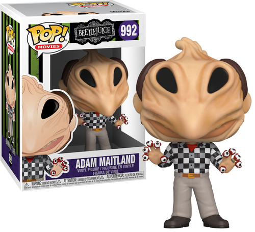 Funko Beetlejuice POP! Movies Adam Transformed Vinyl Figure #992 (Pre-Order ships January)
