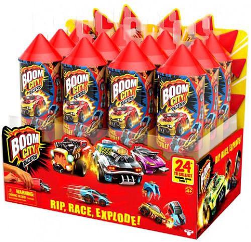 Boom City Racers Series 1 Car Mystery Box [12 Packs]