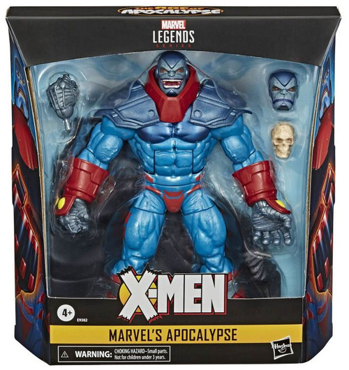 X-Men Marvel Legends Apocalypse Deluxe Action Figure
