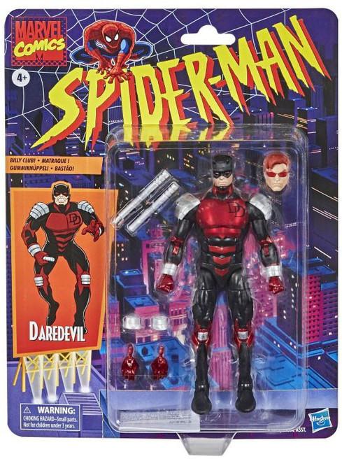 Spider-Man Marvel Legends Vintage (Retro) Series Daredevil Action Figure