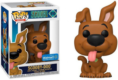 Funko Scooby Doo Scoob! POP! Movies Scooby-Doo Exclusive Vinyl Figure #910