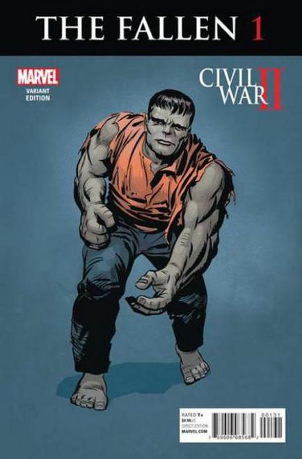 The Fallen (Marvel Comics) #1C Comic Book