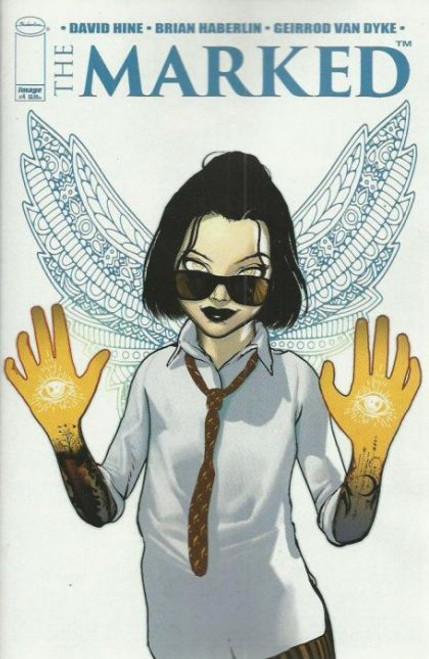 Image Comics The Marked #4B Comic Book