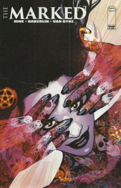 Image Comics The Marked #4A Comic Book