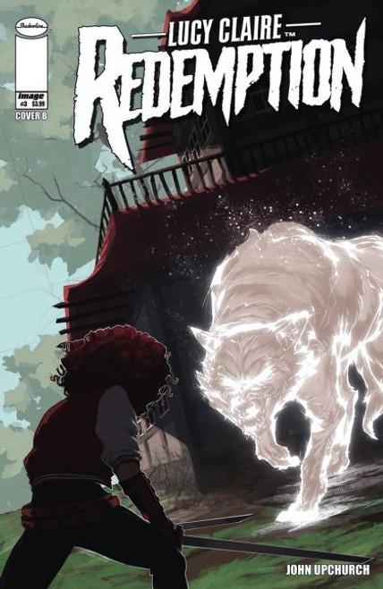 Image Comics Lucy Claire: Redemption #3B Comic Book