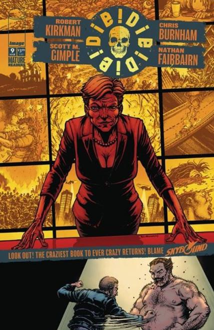 Image Comics Die!Die!Die! #9 Comic Book