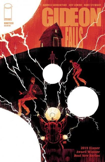 Image Comics Gideon Falls #19B Comic Book