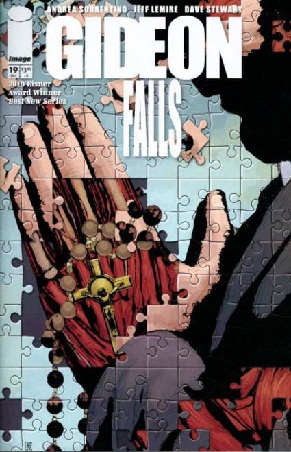 Image Comics Gideon Falls #19A Comic Book
