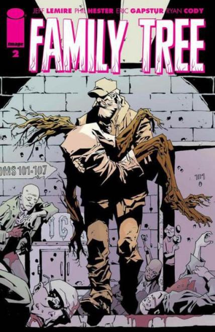 Family Tree (Image Comics) #2A Comic Book