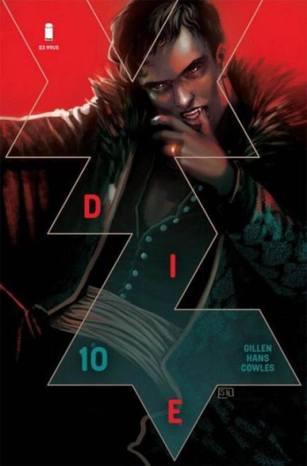 Image Comics Die #10A Comic Book