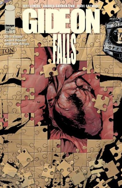 Image Comics Gideon Falls #18A Comic Book