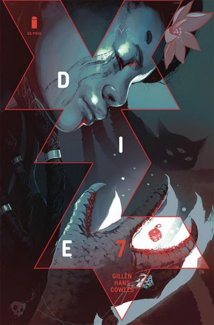 Image Comics Die #7A Comic Book